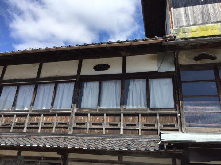 旧日下旅館(1)